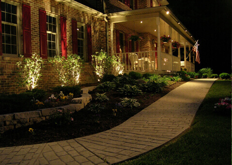 Axon Outdoors | Landscape Lighting Installation