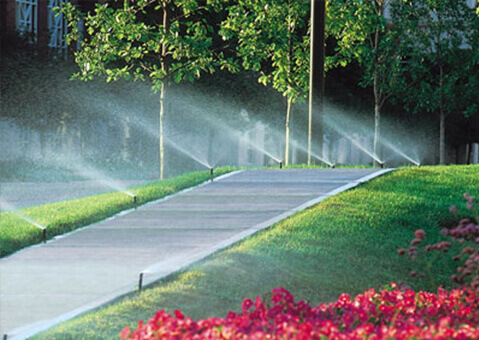 Axon Outdoors | Residential Landscaping Irrigation